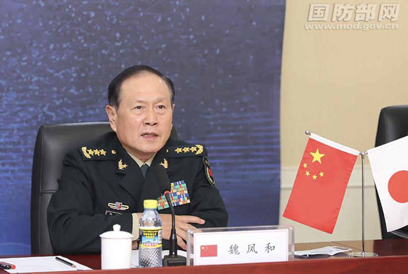 12-14 中国国防相