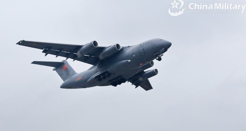 Y-20初飛行