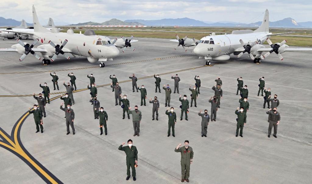 4-16電子戦機訓練