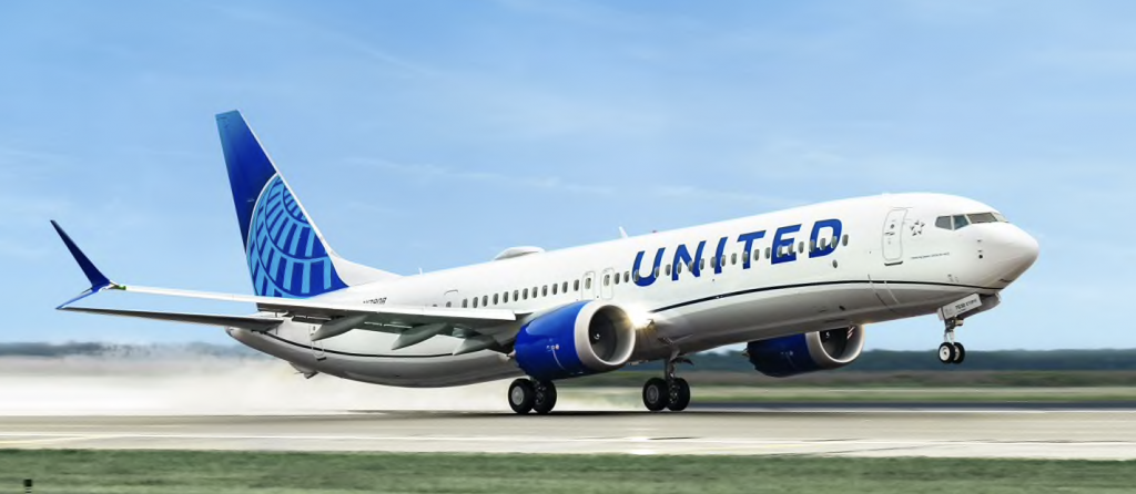 United 737MAX